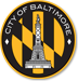 Baltimore City Law Department logo