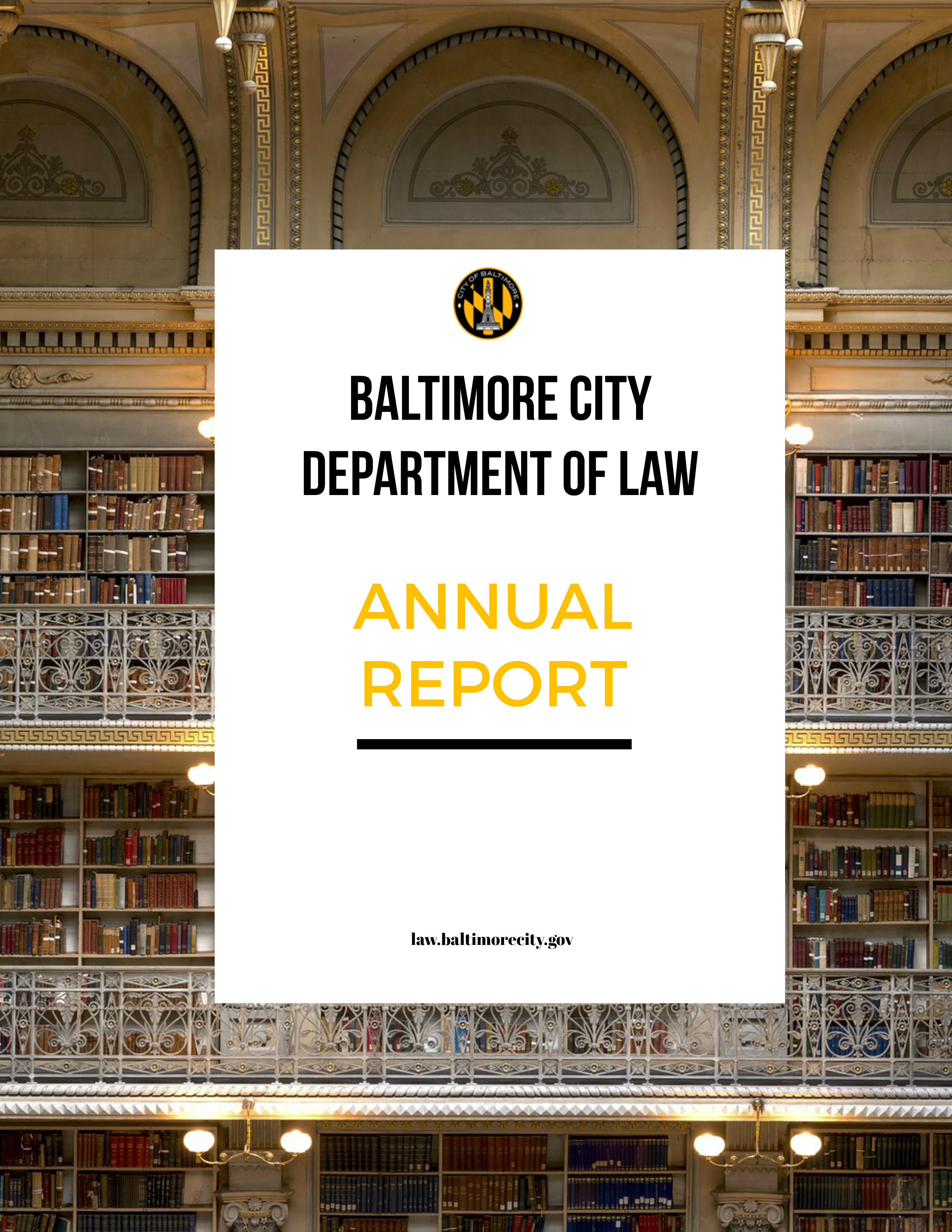 DOL Annual Report